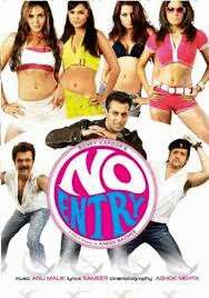 Image result for no entry movie