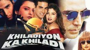 24 years of Akshay Kumar's Khiladiyon Ka Khiladi - An action entertainer  that narrowly missed beating All Time Biggest Opening Day record - Planet  Bollywood