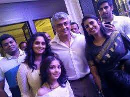 This photo of Ajith Kumar with his family is priceless - Pinkvilla - Photos