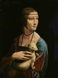 Lady with an Ermine - Wikipedia