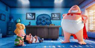 Review: 'Captain Underpants,' Pretty Much What You'd Expect - The New York  Times