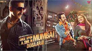Once Upon Ay Time In Mumbai Dobaara 2nd Theatrical trailer - YouTube