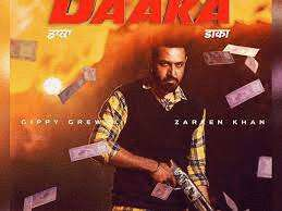 Daaka: All that you need to know about the Gippy Grewal starrer | The Times  of India