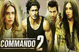 Commando 2 Box Office Collection | Day Wise | Worldwide - Sacnilk
