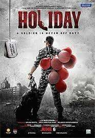 Holiday: A Soldier Is Never Off Duty - Wikipedia