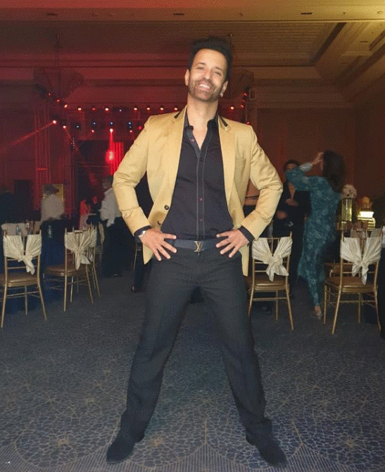 Aamir Ali Malik Height/ Weight & Physical State